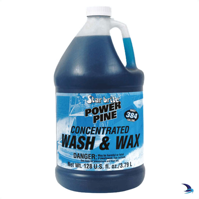 Starbrite - Power Pine Concentrated Wash & Wax